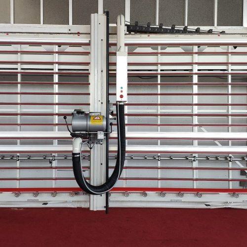 sezionatrice verticale usata