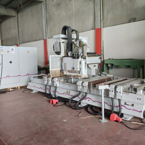 CNC WEEKE OPTIMAT